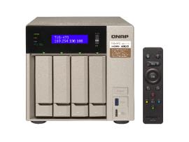 Thiết bị lưu trữ Qnap TVS-473-16G