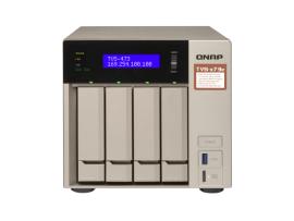 Thiết bị lưu trữ Qnap TVS-473e-8G