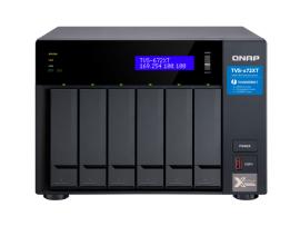 Thiết bị lưu trữ Qnap TVS-672XT-i3-8G