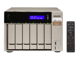 Thiết bị lưu trữ Qnap TVS-673-8G