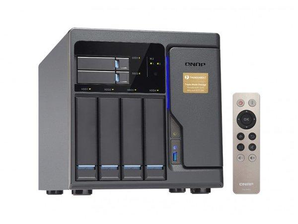 Thiết bị lưu trữ QNAP TVS-682T-i3-8G