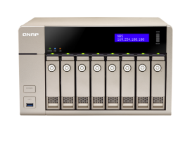 Thiết bị lưu trữ QNAP TVS-863+-8G