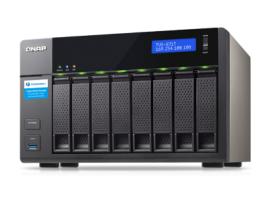 Thiết bị lưu trữ Qnap TVS-871T-i5-16G