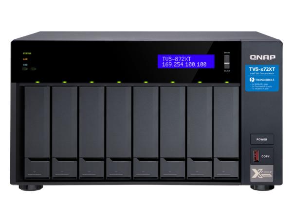 Thiết bị lưu trữ Qnap TVS-872N-i3-8G
