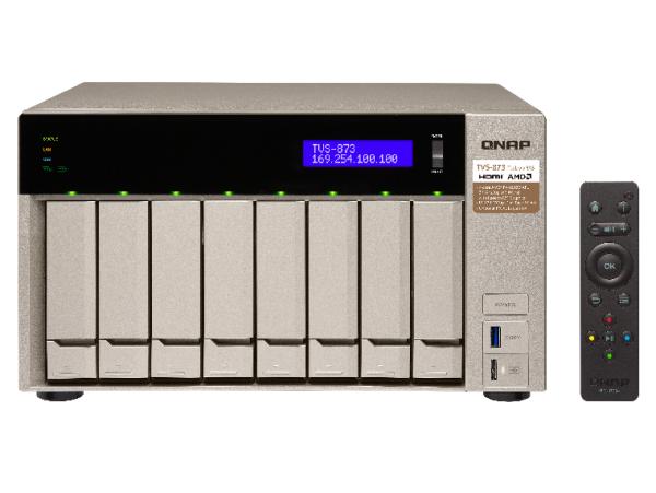 Thiết bị lưu trữ Qnap TVS-873-8G