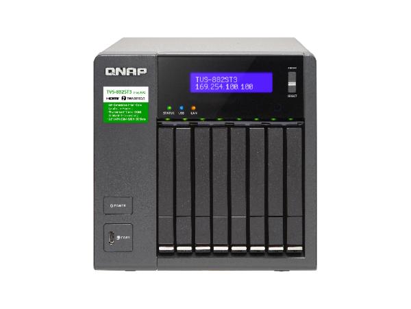 Thiết bị lưu trữ Qnap TVS-882ST3-i7-16G