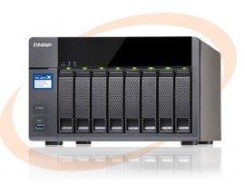 Thiết bị lưu trữ QNAP TS-831X-8G