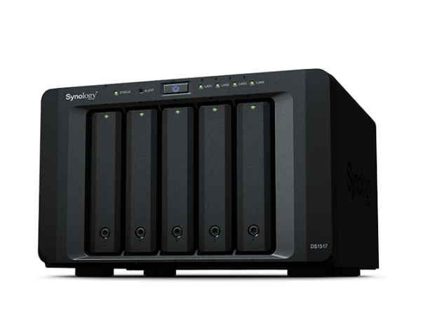 Thiết bị lưu trữ Synology DiskStation DS1517
