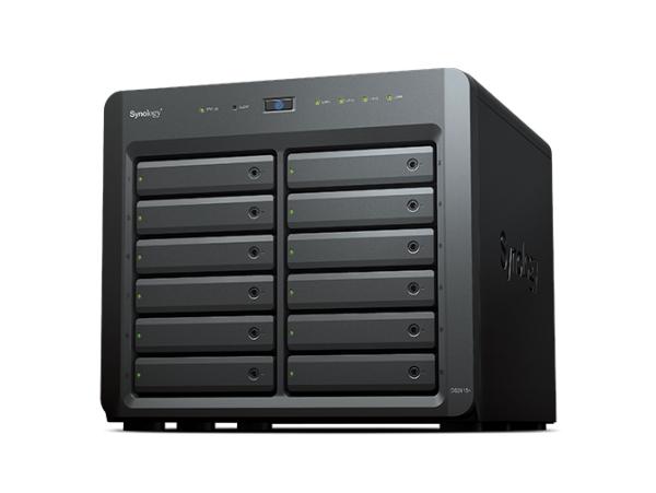 Thiết bị lưu trữ Synology DiskStation DS2415+