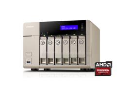 Thiết bị lưu trữ QNAP TVS-663-4G