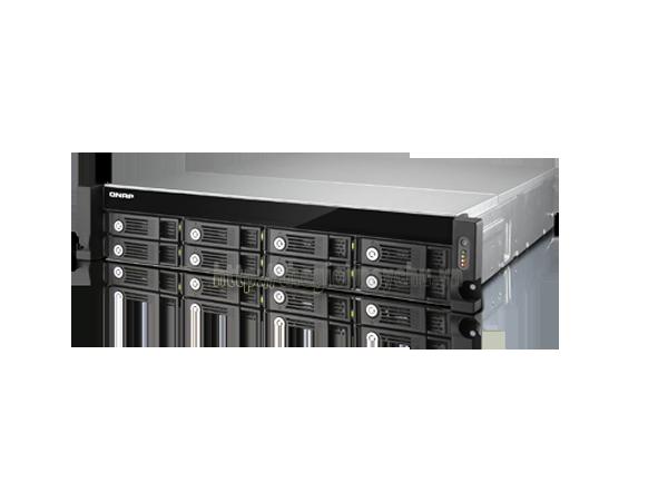 Thiết bị lưu trữ QNAP TVS-871U-RP-i3-4G
