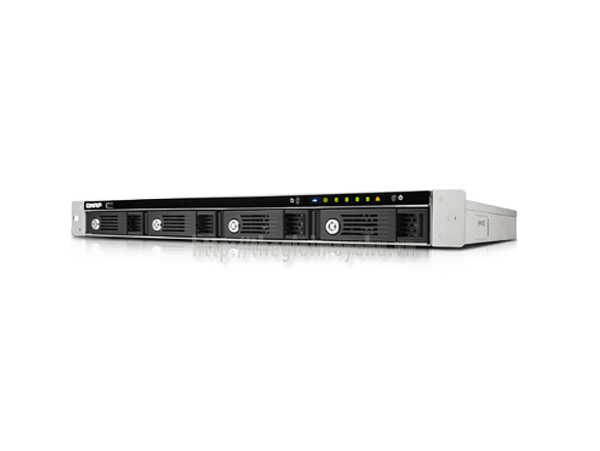 THIẾT BỊ LƯU TRỮ QNAP TS-453U-RP( 4GB RAM)