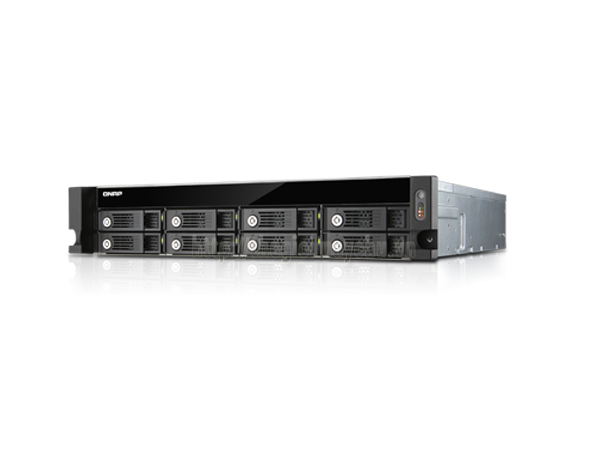 Thiết bị lưu trữ QNAP UX-800U-RP