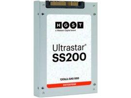 """SSD HGST Ultrastar SS200 800GB SAS 12Gb/s MLC 2.5"""" 15nm 3DWPD (SDLL1DLR-800G-CCA1)"""
