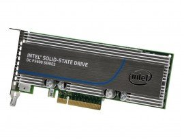 SSD Intel P3608, 1.6TB  NVMe PCIe 3.0,HET MLC HHHL AIC 20nm 3DWPD, SSDPECME016T4