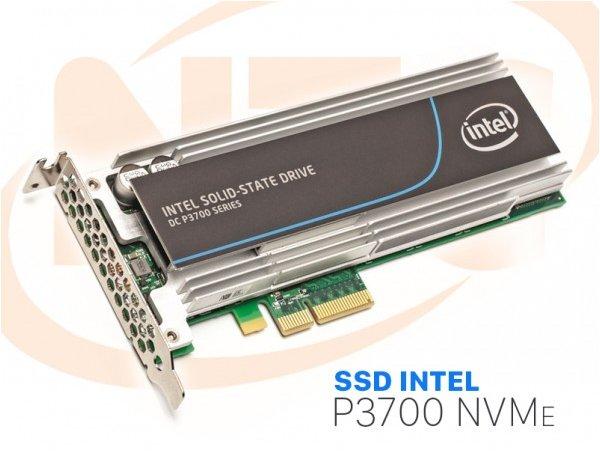 SSD Intel P3700 400GB, NVMe PCIe 3.0 x 4, HET MLC HHHL AIC 20nm 17DWPD, SSDPEDMD400G4