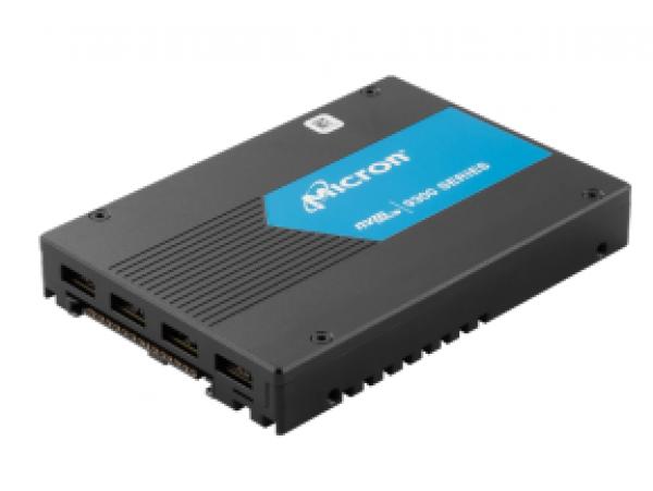 SSD Micron 9300 MAX 6.4TB NVMe PCIe 3.0 3D TLC U.2 15mm 1DWPD (MTFDHAL6T4TDR1AT)