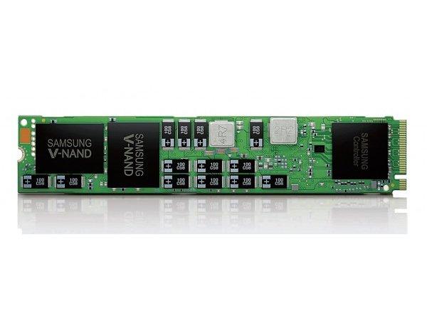 SSD Samsung PM963 1.9TB NVMe M.2 PCIe 3.0x4 (MZ1LW1T9HMLS003)