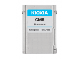 "SSD Toshiba CM5 15.36TB NVMe PCIe3x4 2x2 BiCS3 2.5"" 15mm SIE 1DWPD (KCM5XRUG15T3)"