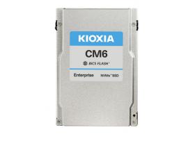 "SSD Toshiba Kioxia CM6 800GB NVMe PCIe4x4 2.5""15mm SIE 3DWPD (KCM6XVUL800G)"