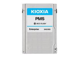 "SSD Toshiba PM5 480GB SAS 12Gb/s 2.5"" 15mm BiCS3 eTLC 1DWPD (KPM51RUG480G)"