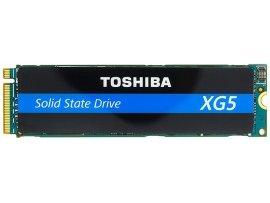 SSD Toshiba XG5 512GB NVMe M.2 22x80mm <1DWPD (KXG50ZNV512G)
