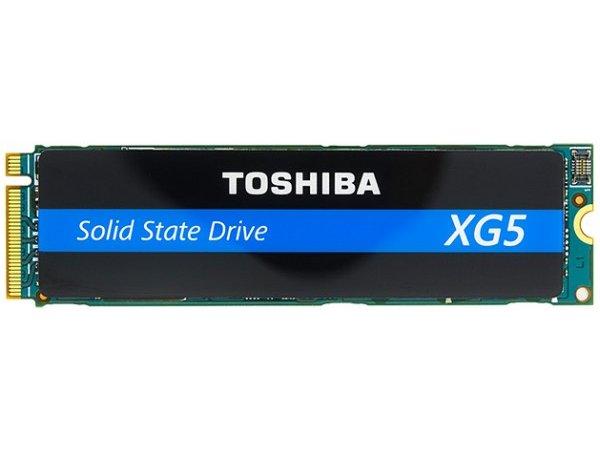 SSD Toshiba XG5 256GB NVMe M.2 22x80mm <1DWPD (KXG50ZNV256G)