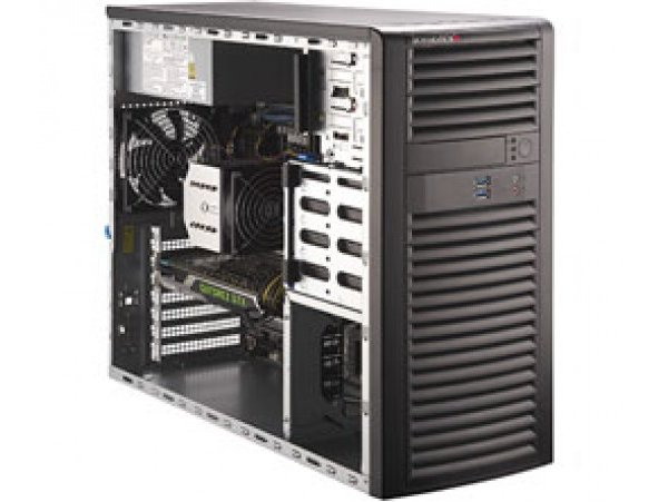 Máy chủ SuperWorkstation 5039A-i W-2123 Quadro P2000