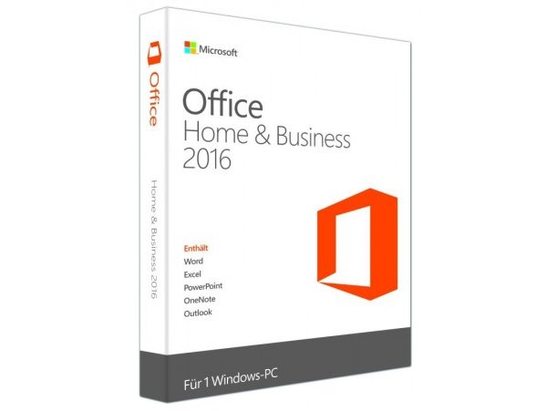 Office Home and Business 2016 32-bit/x64 English APAC EM DVD P2