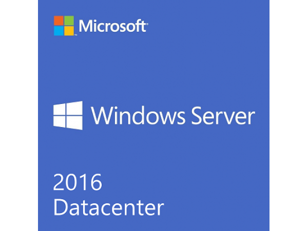 Windows Server 2016 Datacenter 24 Core Base License (Unlimited VM) (SFT-MS-WS16DCT24)