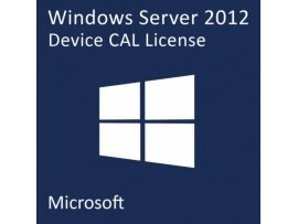 Windows Server CAL 2012 English 1pk DSP OEI 5 Clt User CAL