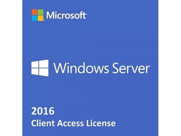 Windows Server 2016 CAL Client Access License (5 Device) (SFT-MS-WS16CAL5D)