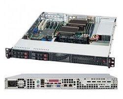 Máy chủ Supermicro USA 1U CSE-111LT-360CB E3-1220 v3