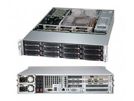 Chassic Supermicro CSE-826BE26-R920WB