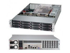 Chassic Supermicro CSE-826BE2C-R920LPB