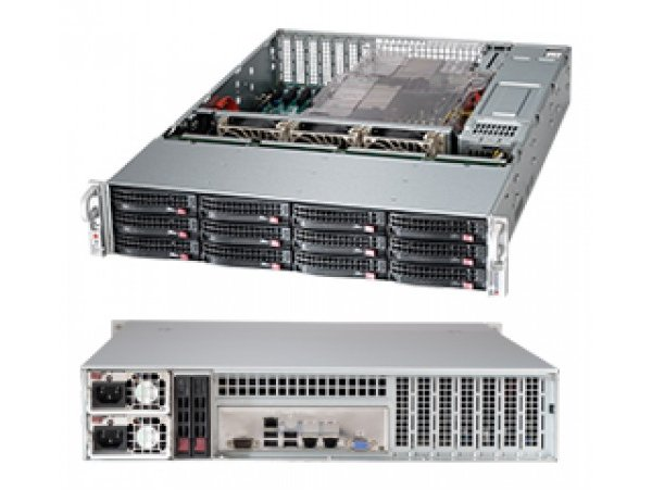 Chassic Supermicro CSE-826BE1C4-R1K23LPB