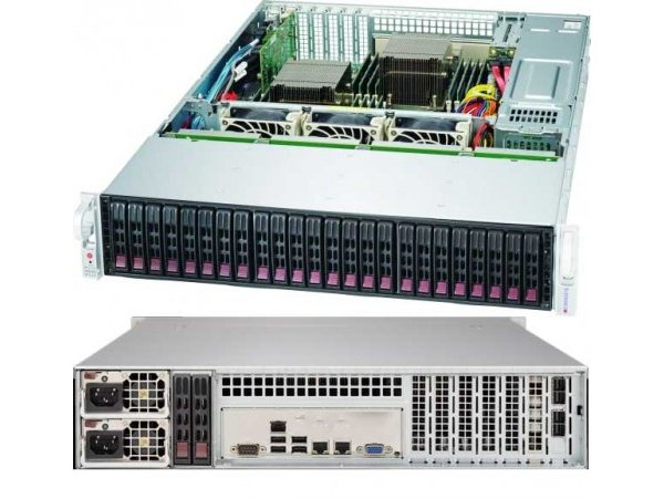 Chassic Supermicro CSE-216BE2C-R920LPB