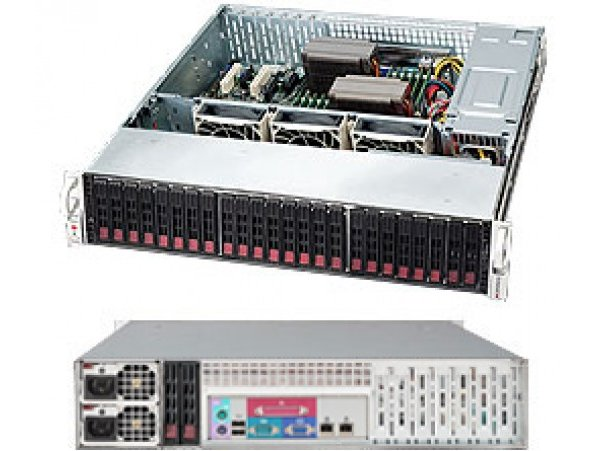 Chassic Supermicro CSE-216BE16-R920LPB