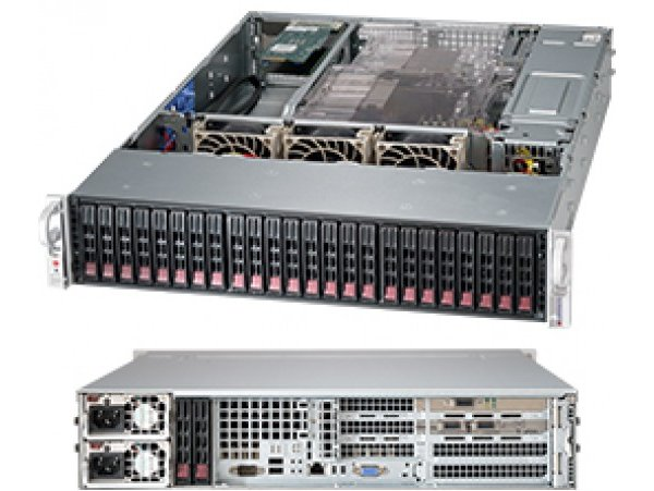 Chassic Supermicro CSE-216BE16-R920WB