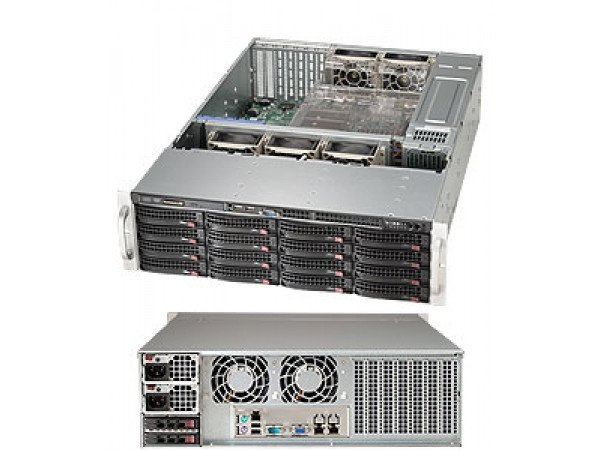 Chassic Supermicro CSE-836BE1C-R1K23B