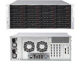 Chassis Supermicro CSE-846BE2C-R1K28B