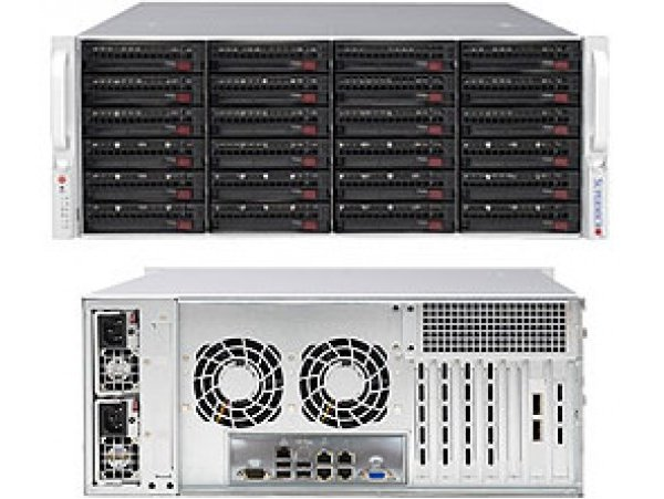 Chassis Supermicro CSE-846BE1C-R1K28B