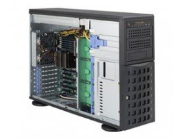 Máy chủ Supermicro USA Tower/4U CSE-745TQ-R920B Bronze SP-3106