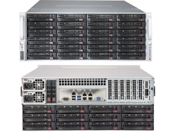 Chassis Supermicro CSE-847BE1C-R1K28LPB