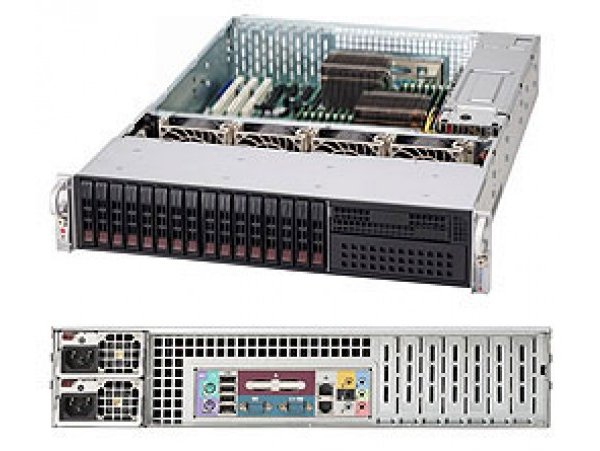 Chassic Supermicro CSE-219A-R920UB
