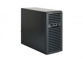 Máy chủ Supermicro USA Server Tower CSE-731D-300B E3-1220 v3
