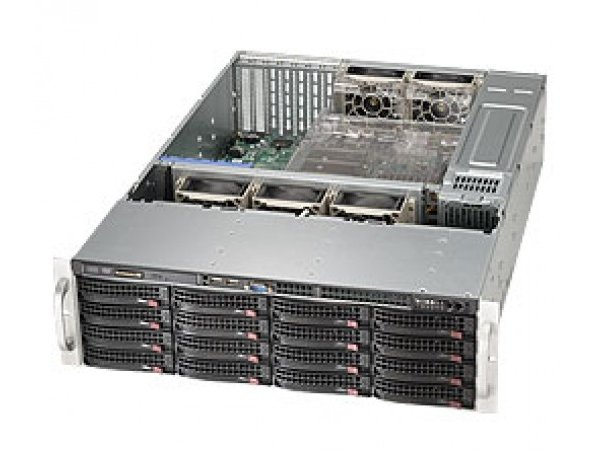 Chassic Supermicro CSE-836BE26-R1K28B