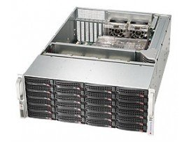 Chassic Supermicro CSE-846BE16-R920B