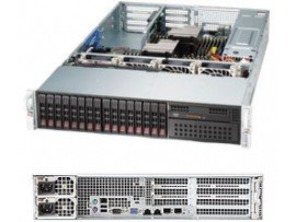 SuperServer SYS-2027R-72RFTP+