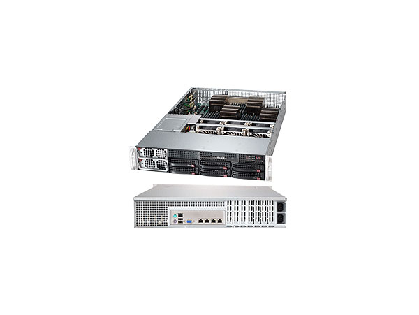 Máy chủ Supermicro A+ Server AS -2042G-72RF4